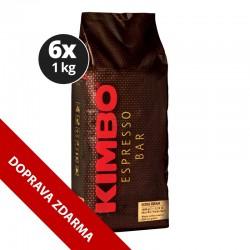 Kimbo Extra Cream zrnková...