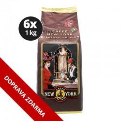 New York Extra zrnková káva...