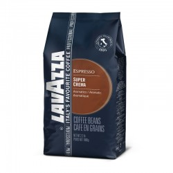 Lavazza Super Crema zrnková káva 1kg