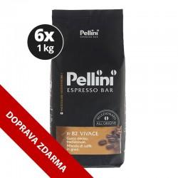Pellini Vivace zrnková káva...
