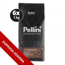 Pellini Cremoso zrnková...
